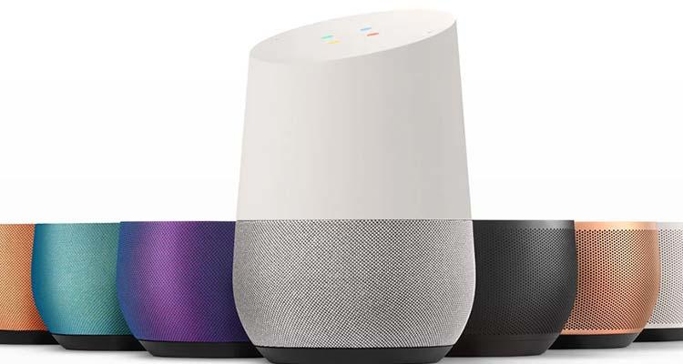 Google Home es el asistente de Google que