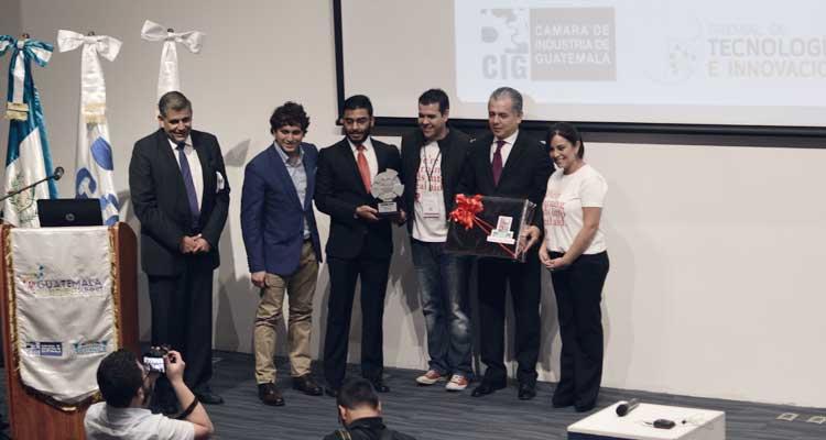 App Challenge premio las mejores aplicaciones móviles. / Fotografía: Revista Win