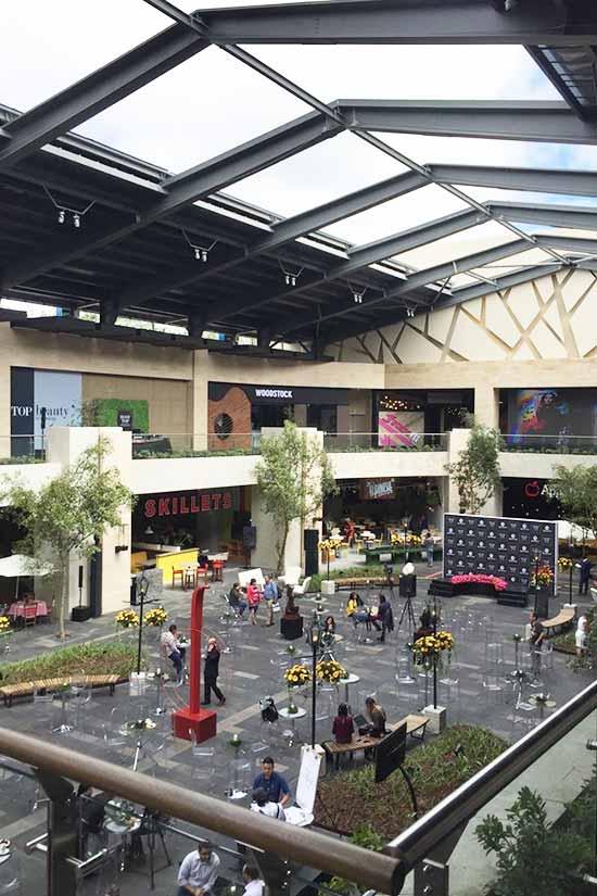 Rooftops, es la nueva fase al aire libre de Oakland Mall. / Foto: Cortesía.